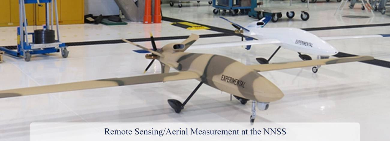 Remote Sensing/Arial Measurement