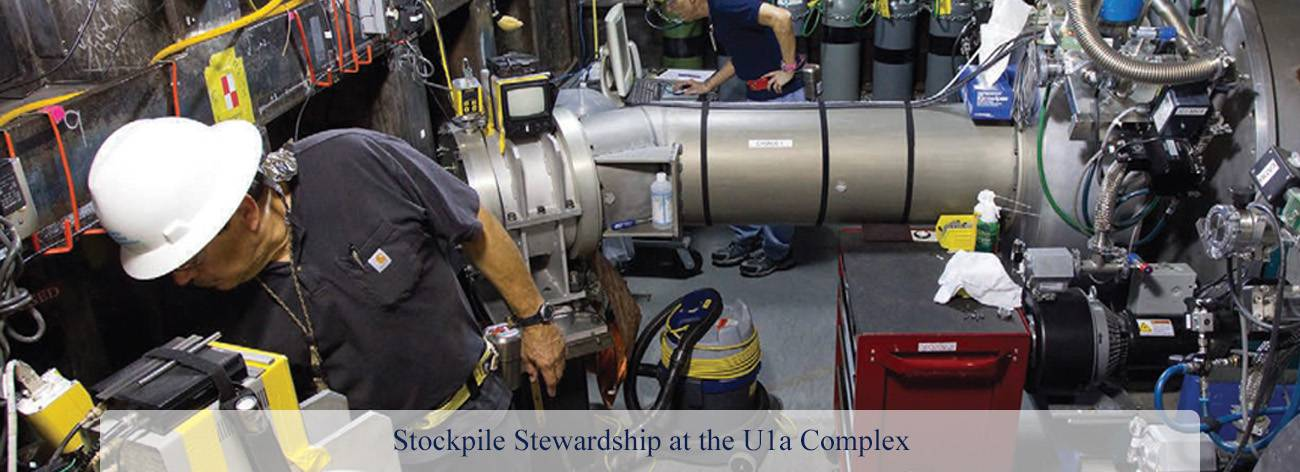 Stockpile Science
