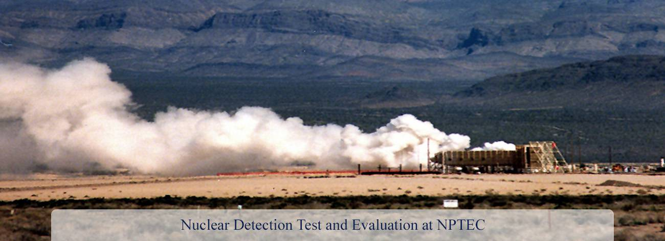 Threat Detection (Chemical, Radiological, Nuclear and Explosive)