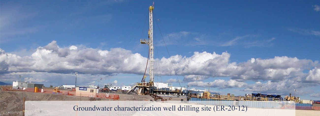 Groundwater Characterization banner