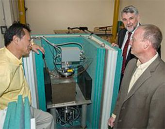 NNSS joined Global Medical Isotope Systems