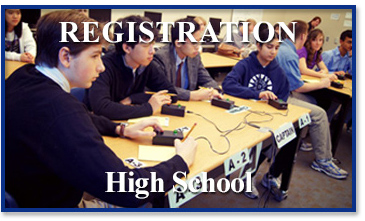 High School Registration image