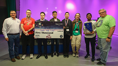 Clark Science Bowl winners 2019